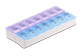 Thumbnail of product Personnelle - 2x per Day Weekly Pill Reminder, 1 unit