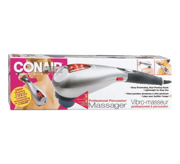 Image of product Conair - Professional Percussion Massager, 1 unit