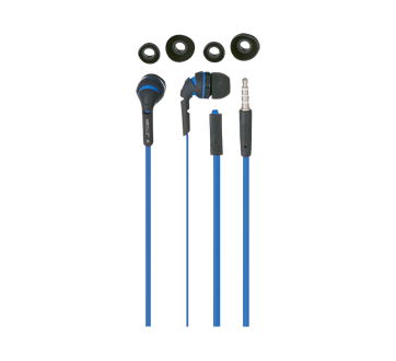 Image 2 of product Virtuoz - Stereo Earbuds, 1 unit, Blue