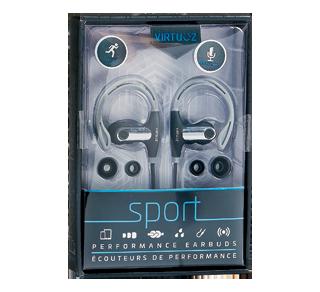 Sport Performance Earbuds, 1 unit, Grey