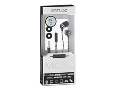 Image of product Virtuoz - Micro Earbuds, Black