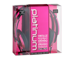 Image of product Virtuoz - Platinum Headphone, Pink