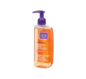 Image 1 of product Clean & Clear - Essentials Foaming Facial Cleanser, 235 ml