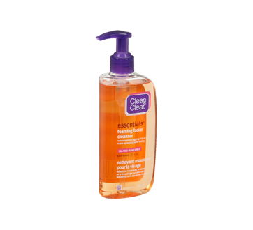 Image 2 of product Clean & Clear - Essentials Foaming Facial Cleanser, 235 ml