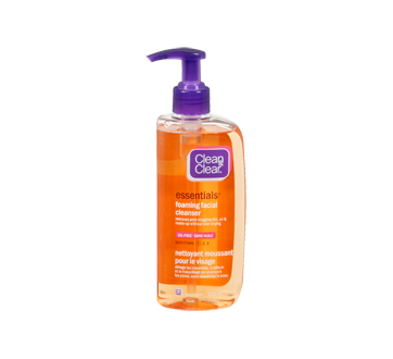 Image 3 of product Clean & Clear - Essentials Foaming Facial Cleanser, 235 ml