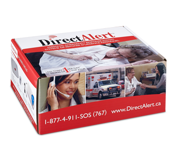 Image of product Direct Alert - Personal Emergency Response System English Version