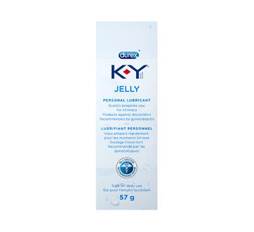 Image 2 of product K-Y - Personal Lubricant, Gel, 57 g