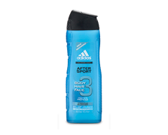 Image of product Adidas - After Sport 3 Hair & Body Shower Gel & Shampoo, 473 ml