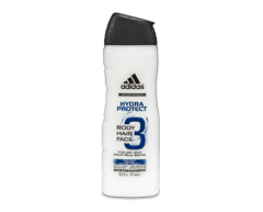 Image of product Adidas - Hydra Protect 3 in 1 Body Wash, 473 ml