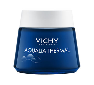 Image of product Vichy - Aqualia Thermal Night Spa, 75 ml