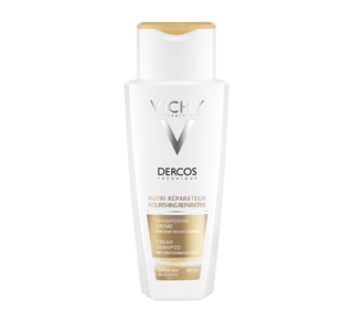 Dercos Nourishing and Reparative Cream Shampoo, 200 ml
