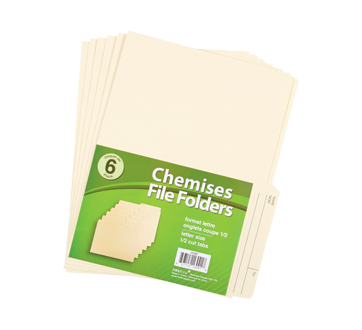 Image of product Firstline - File Folders, 6 units