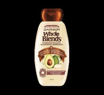 Whole Blends Nourishing Shampoo, 370 ml, Avocado Oil & Shea Butter