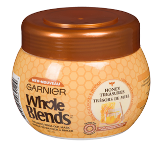 Whole Blends Repairing Rinse-Out Mask, 300 ml, Honey Treasures