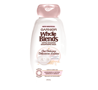 Whole Blends Oat Delicacy Gentle Shampoo, 370 ml