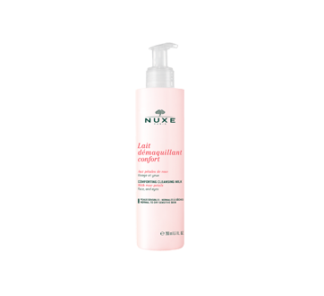Cleansing Milk with Rose Petals, 200 ml