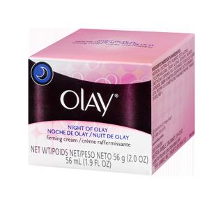Night Of Olay Firming Cream, 56 ml