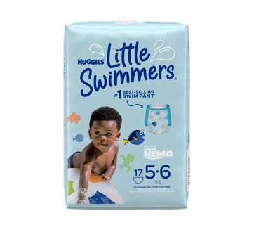 Little Swimmers Disposable Swimpants, 20 units, Small