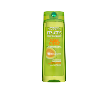 Fructis Sleek & Shine Fortifying Shampoo , 370 ml