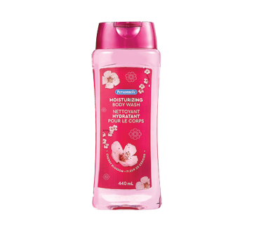 Image of product Personnelle - Moisturizing Body Wash, 440 ml, Cherry Blossom