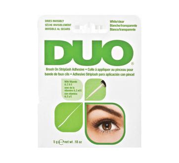 5f3daa78d82 Striplash Adhesive, 7 g, White, Clear – Duo : False eyelashes | Jean ...