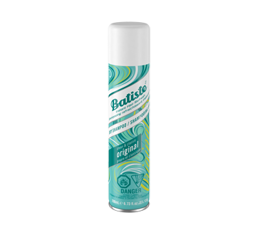 Dry shampoo, 200 ml, Original