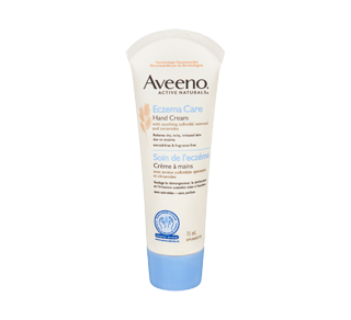 Eczema Care Hand Cream, 71  ml – Aveeno : Hands and nails