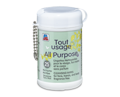 Image of product PJC - All-Purpose Cleaning Wipes, 25 wipes