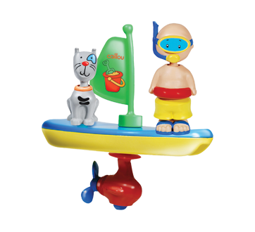 Image 2 of product Caillou - Caillou Surf n' Fun, 1 unit