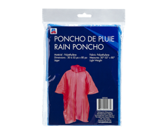 Image of product PJC - Rain Poncho, 1 unit