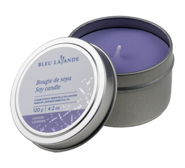 Candle, 1 unit, Soy and Lavender