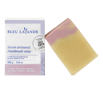 Soap, 165 g, Lavender, Ho Wood and Rosemary