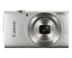 Image of product Canon - PowerShot ELPH 180 Camera, 1 unit, Silver