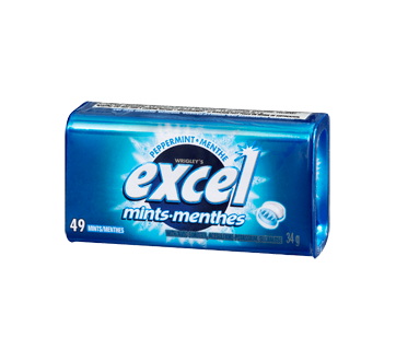 Image 1 of product Excel - Excel Mints Peppermint, 49 units