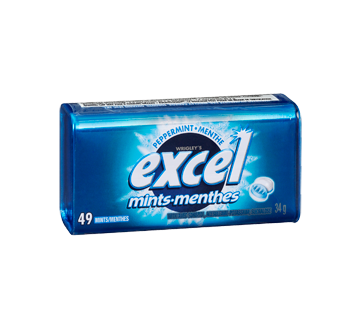 Image 2 of product Excel - Excel Mints Peppermint, 49 units