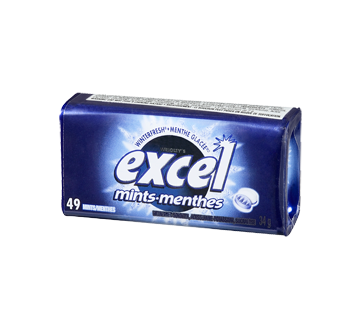 Excel Mints Winterfresh, 49 units