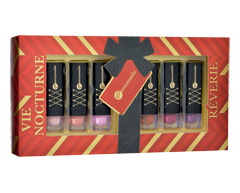 Image of product Personnelle Cosmetics - Vie Nocturne Rêverie Lipstick Set, 6 units