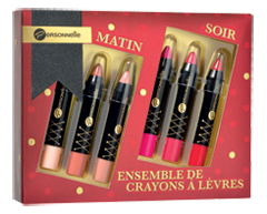 Image of product Personnelle Cosmetics - AM/PM Lip Pencil Kit, 6 x 2.5 g