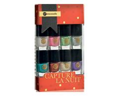Image of product Personnelle Cosmetics - Capture la Nuit Nail Polish Set, 8 x 7 ml
