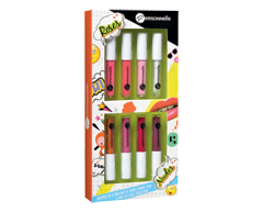 Image of product Personnelle Cosmetics - Mini Lip Gloss Set, 8 x 1.1 ml