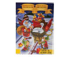 Image of product Cemoi - Milk Chocolate Advent calendar, 75 g