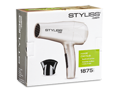 Image of product Styliss by Conair - Hair Dryer 1875 watts, 1 unit