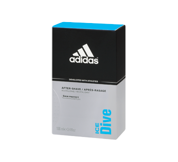 Image 1 of product Adidas - Ice Dive After-Shave, 100 ml