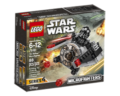 Image of product Lego - Lego Star Wars Tie Striker Microfighter, 1 unit