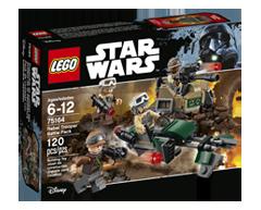 Image of product Lego - Lego Star Wars Rebel Trooper Battle, 1 unit