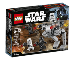 Image of product Lego - Lego Star Wars Imperial Trooper Battle, 1 unit
