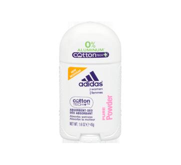 Cotton Tech Aluminium Free Women Deodorant, 45 g, Pure Powder