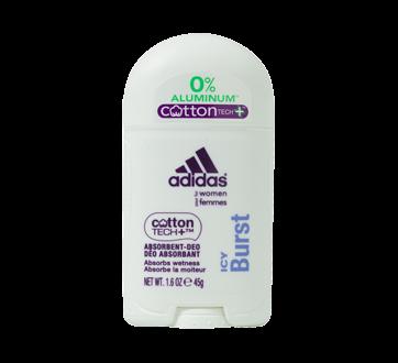 Cotton Tech Aluminium Free Women Deodorant, 45 g, Icy Burst