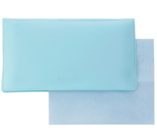 Image of product Shiseido - Pureness Oil-Control Blotting Paper, 100 units