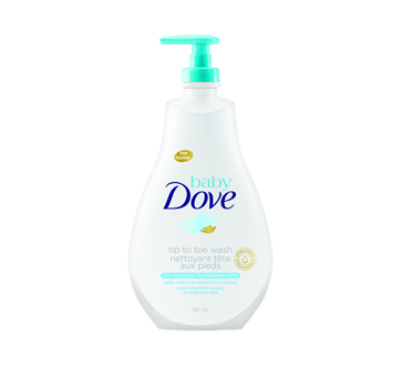 Image of product Baby Dove - Tip to Toe Wash Rich Moisture, 591 ml